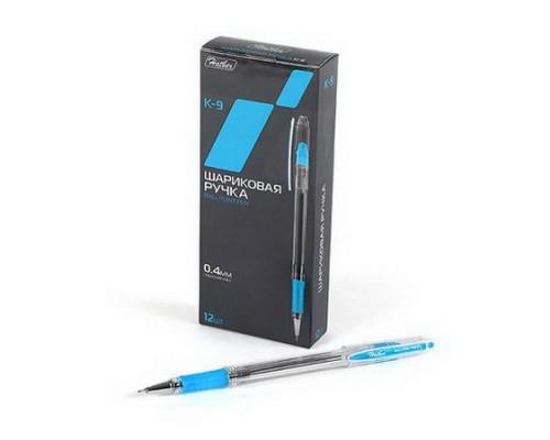 Ручка шариковая Hatber K-9 Синяя 0,4мм