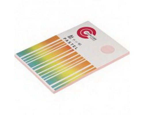 Бумага А4 100 листов COLOR CODE PASTEL, п листов 80г/м2, розовая БЕЗ СКИДКИ
