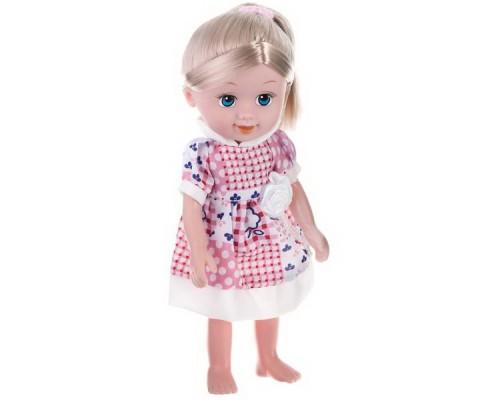 Кукла музыкальная ароматизированная 35см.12029