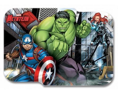 Подкладкадля лепкифигурная 15*20 Marvel Мстители