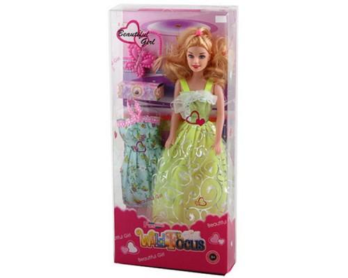 Кукла ВОХ Wild Focus в вечернем платье с аксессуарами 0812-01/-02