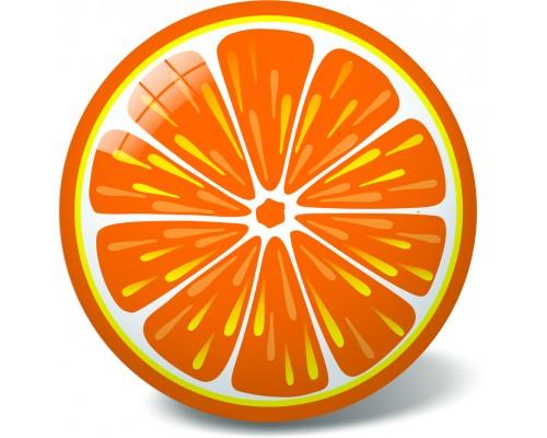 Мяч Апельсин 23 см 11/2944